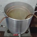Processo de produção cerveja artesanal - Resfriamento do mosto