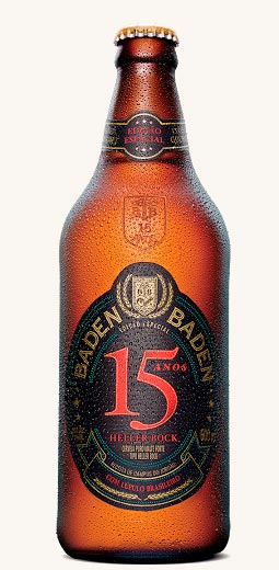 Baden Baden 15 Anos