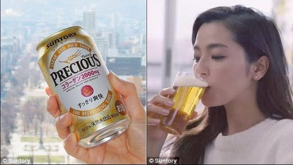 Precious, a cerveja com colágeno
