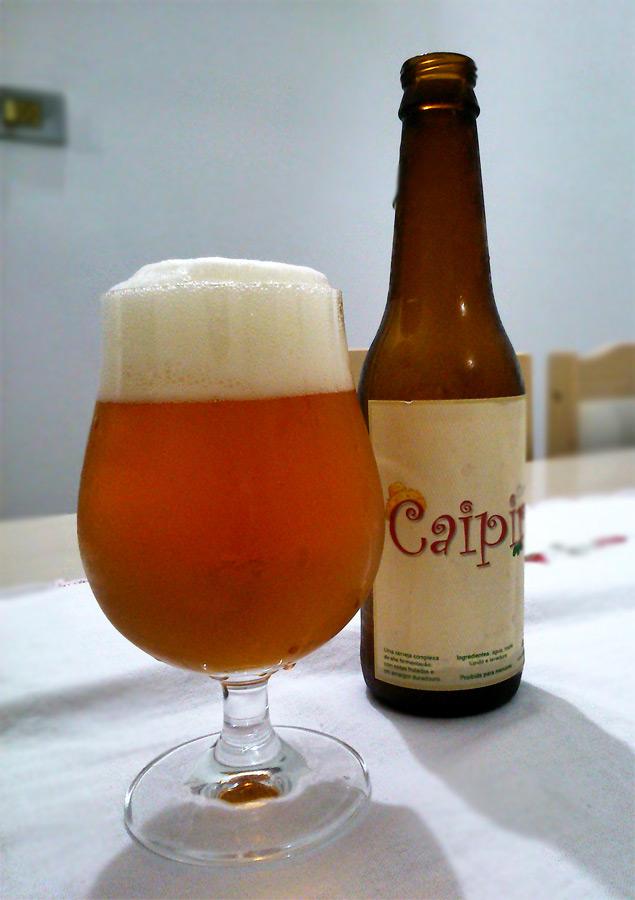 Uma Saison do Condado da Cerveja =)